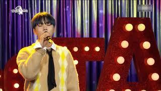 [SEVENTEEN勝寬][韓中歌詞]Kim Bum Soo(김범수) - 끝사랑 COVER中字