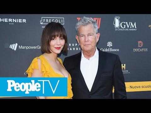 Katharine McPhee And David Foster Open Up About Their Love | PeopleTV