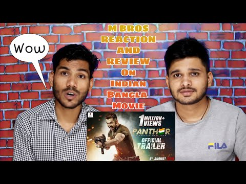 official-trailer-|-panther-reaction-|-jeet-|-shraddha-das-|-anshuman-pratyush-|-august-2019