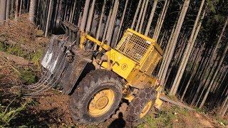 Lesní technika LKT 81T / Těžký terén + těžba