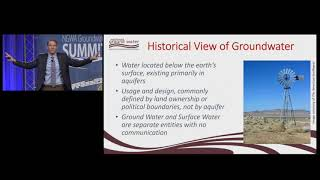 2017 McEllhiney Lecture – Michael Schnieders, PG, PH-GW