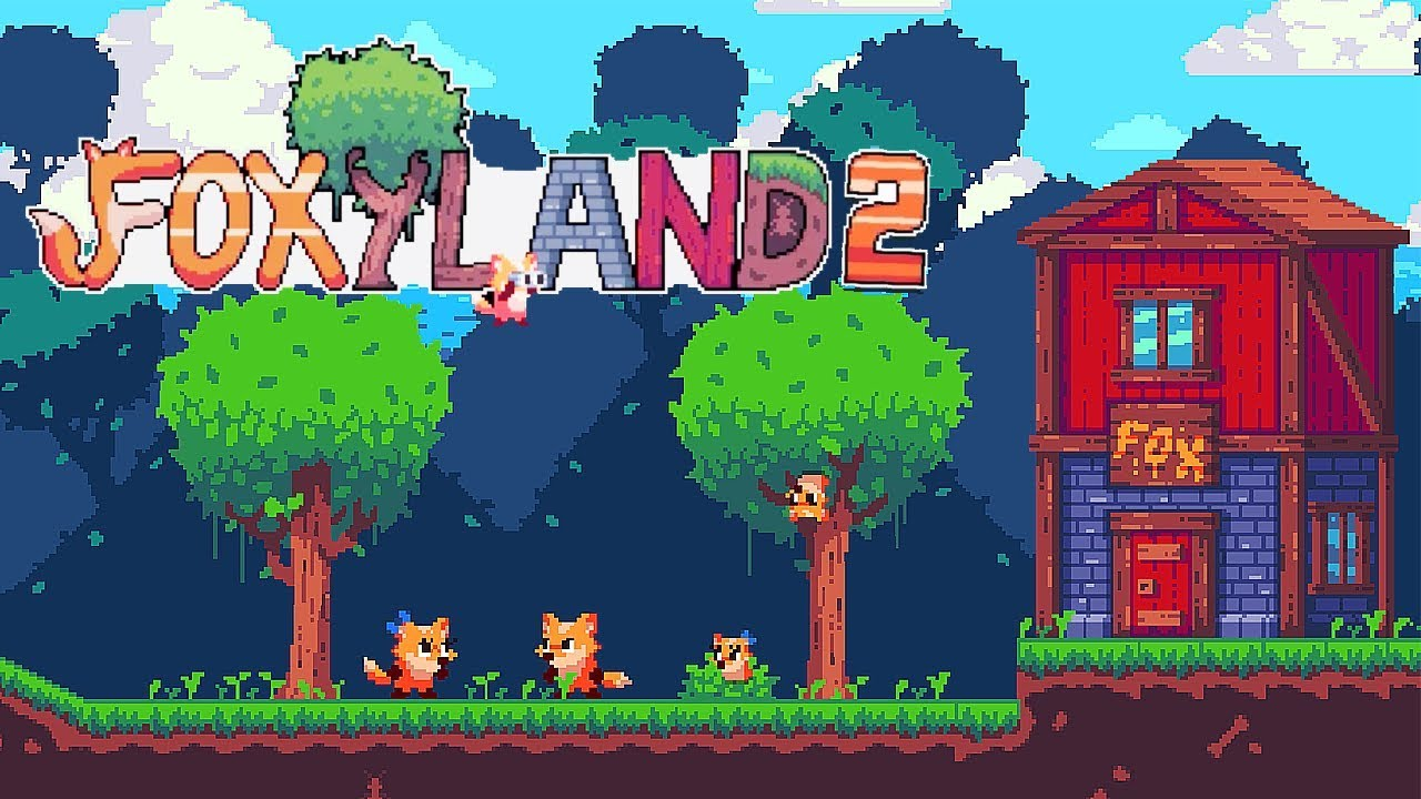 Foxyland 2 ps4