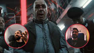 Реакция CG супервайзеров на графику в клипе Rammstein - Deutschland