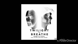 twilight vs breathe adam k soha ft haliene matthew steeper