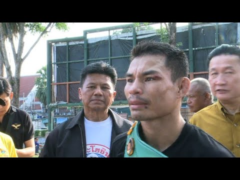 Boxing: Thai Wanheng equals Mayweather's 50-0 record