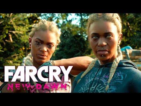 FAR CRY NEW DAWN - World Premiere Presentation | The Game Awards 2018