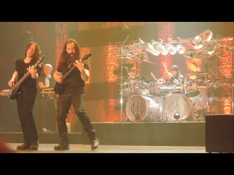 Dream Theater -  2017-05-12 Geiselwind Eventzentrum