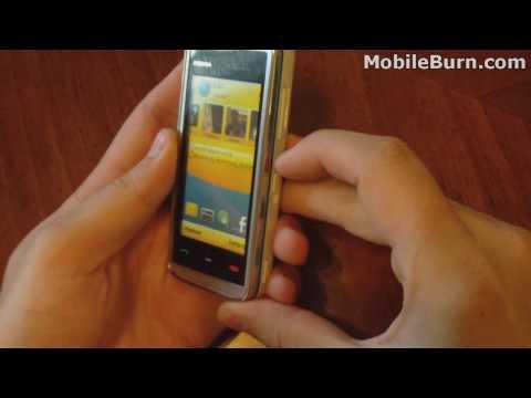 Nokia 5530 XpressMusic demo