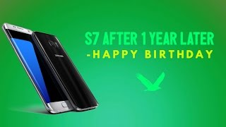 galaxy s7 after 1 year later review 2017 sstech