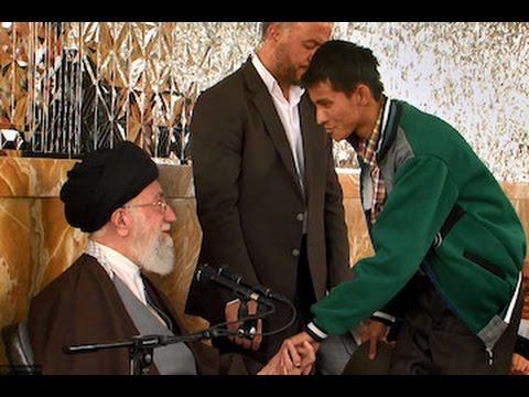 Ayatullah Khamenei Meeting Families Afghan martyrs March 2016 - English Sub