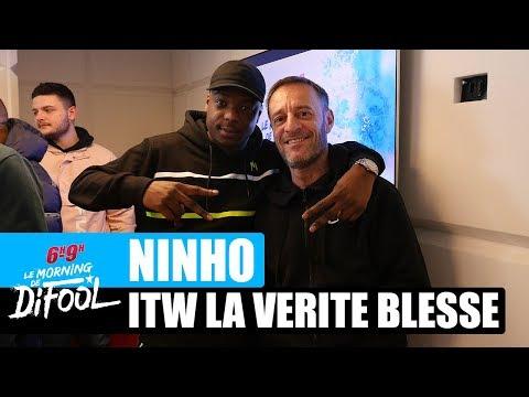 Youtube: Ninho – Interview«La vérité blesse mais ça fait du bien» #MorningDeDifool