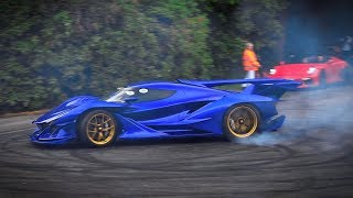 Download The BEST & WORST Supercar PowerSlides! Goodwood FOS 2019 Mp3 and Videos