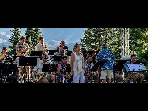 The Wenatchee Swingin' Band - RLS Productions' Concerts in the Gardens