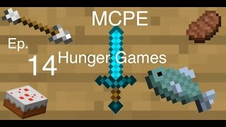 MCPE Hunger Games Series Episode  14 GG