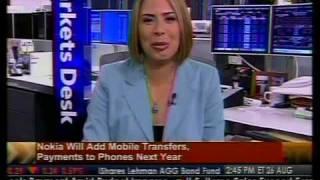 In-Depth Look -  Mobile Money - Bloomberg