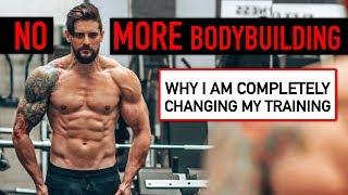 NO MORE BODYBUILDING | Raw Physique Update | NEW SERIES RELEASE DATE!