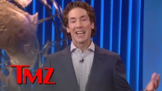 Joel Osteen On His Star-Studded Easter Lineup, Why Service Will be Virtual | TMZ