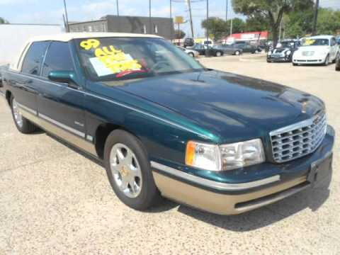 cadillac dts cars cheap used buy owned sale pre for