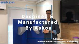 V Jet Hand Dryer - From Design to Production (Short Version)