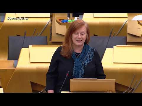 Debate  Making Scotland a Screen Leader  Report Examining the Scottish Screen Sector HD 720   WEB H2