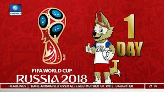 2018 World Cup: Biggest Football Tournament Set To Begin Pt.1 |Sports Tonight|