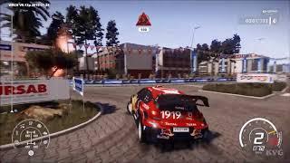 Gambar cover Wrc rally game Marmaris