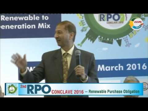 """2nd RPO Conclave 2016"" - Organized by Renewable Energy Promotion Association(REPA) - Part 3"