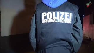 Randalierer von Polizei mit Schuss ins Bein gestoppt – Polizisten ebenfalls verletzt!