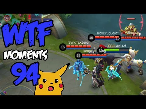 Mobile Legends WTF Moments 94