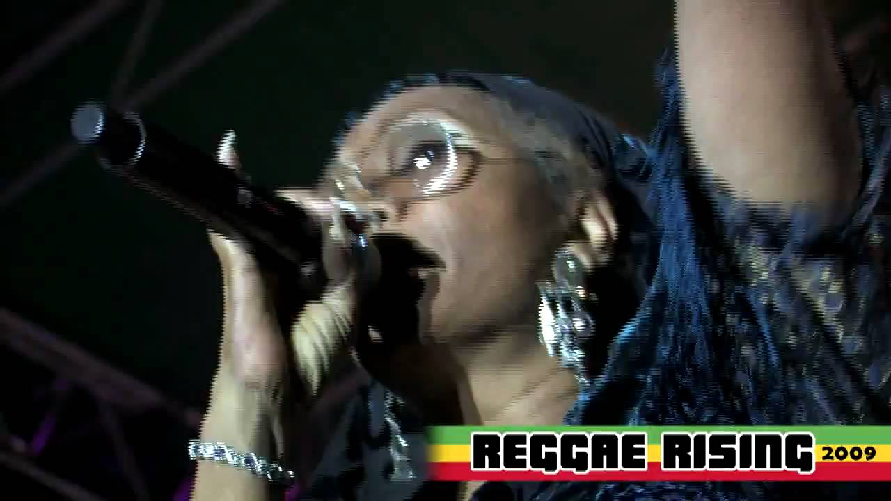 "Marcia Griffiths ""Back In The Days"" at Reggae Rising 2009"