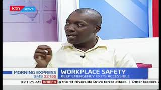 Work place safety : Essentials that should be mandatory in every work place