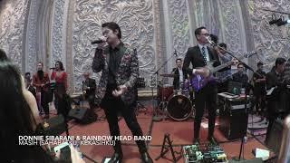 Video Rainbow Head Band & Donnie Sibarani - Masih (sahabatku, kekasihku) - Kau Auraku download MP3, 3GP, MP4, WEBM, AVI, FLV April 2018