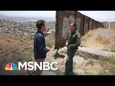 Fence Not Needed At Parts Of Mexico Border | MSNBC