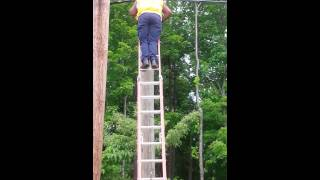 Time Warner Cable Ladder Training