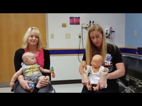 Airway Clearance Techniques: Infant CPT