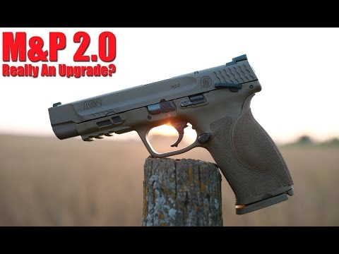 S&W M&P 2.0 9mm Full Review