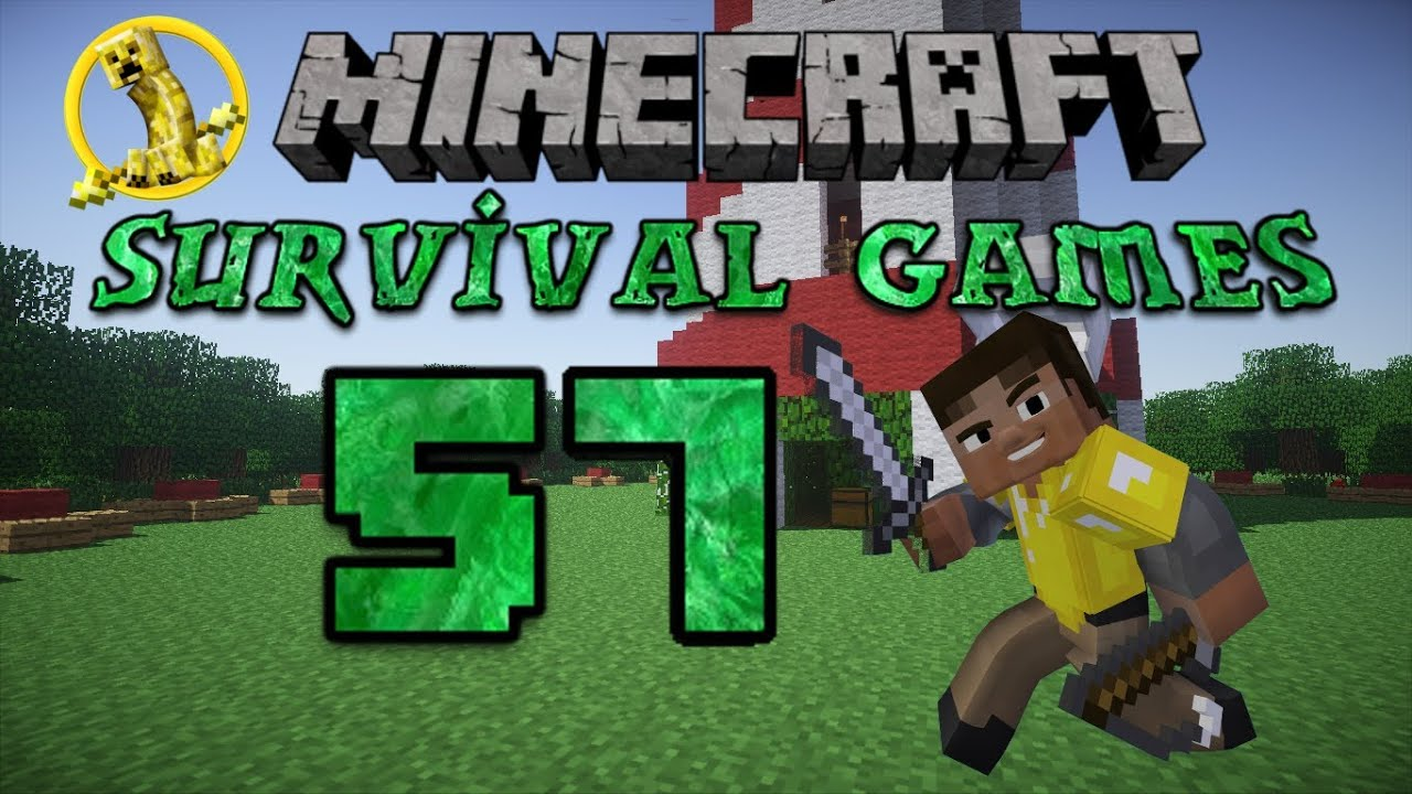 Download Minecraft Survival Games w/ CanadiansRule! EP 57: MOWING THE LAWN!