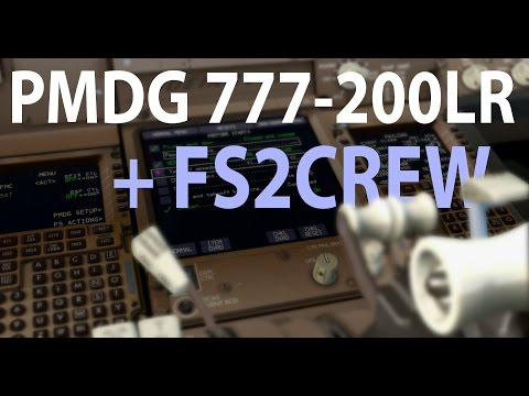 PMDG 777 With The New ProATC X And FS2Crew 777   FunnyCat TV