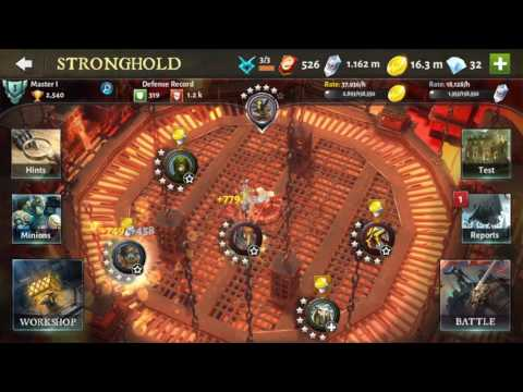 Dungeon Hunter 5 - Stronghold (Oct 2016) - Gameloft DH5