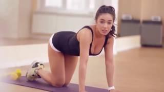 Видеоурок Фитнес упражнения для ягодиц Накачать попу за 7 дней!