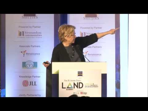 Margie Ruddick - Sustainable Land in Urban Development