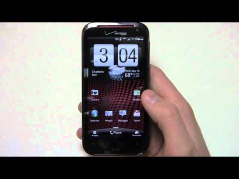 HTC Rezound Review Part 1