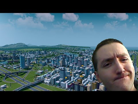 Wanted to be Architect - Cities Skylines - Green Cities