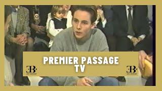 Premier passage TV d'Eric Borner