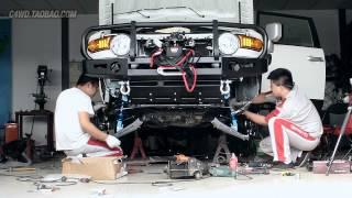 EVOLVE A FJ CRUISER by CHINA4WD