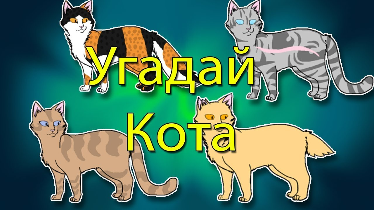Коты воители с двойными именами