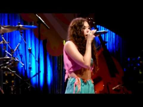 Eliza Doolittle - I'll Be Your Pillow live Manchester Academy 30-03-11