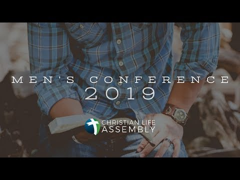 Men's Conference 2019 | Night 1 with Bishop David Bernard
