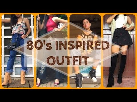 88249a8816a0 80 s Outfit (PHILIPPINES) l Anja Mendoza - YouTube
