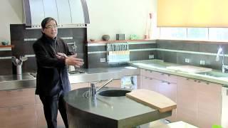Kitchen Design And Concrete Countertops
